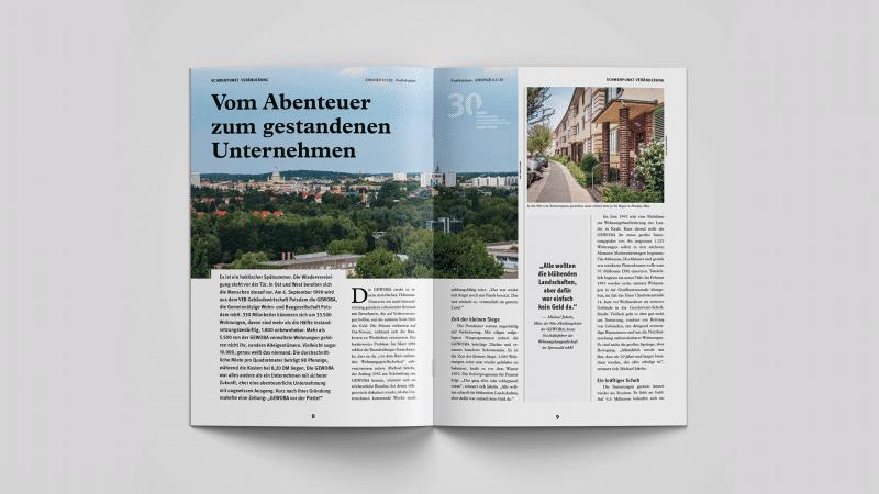 EINSVIER Magazin