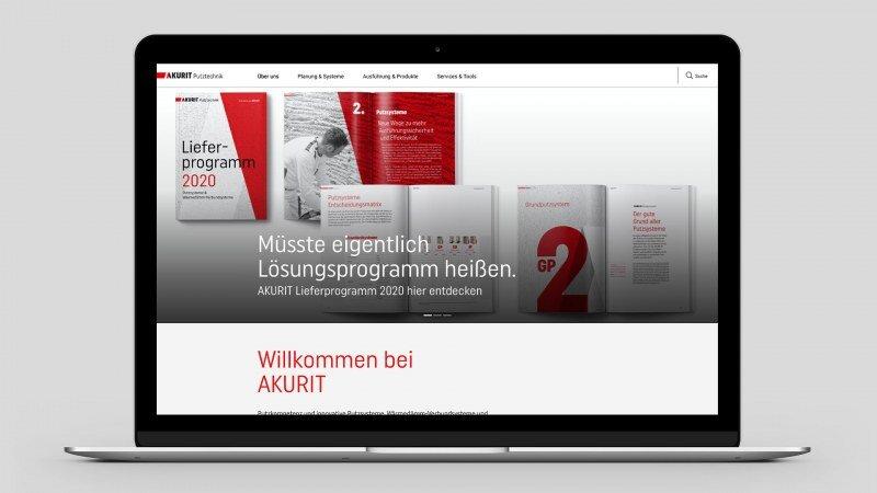 AKURIT Website