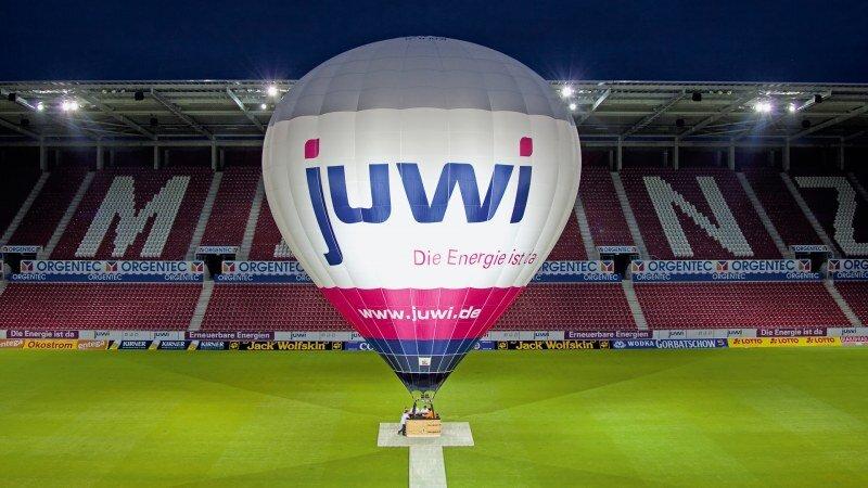 juwi Corporate Design und Dachmarkenstrategie