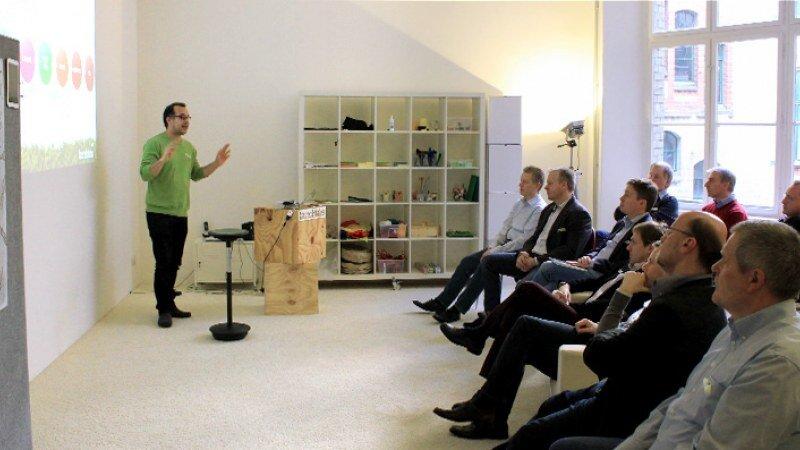 Launchlabs Innovationsworkshop Vortrag
