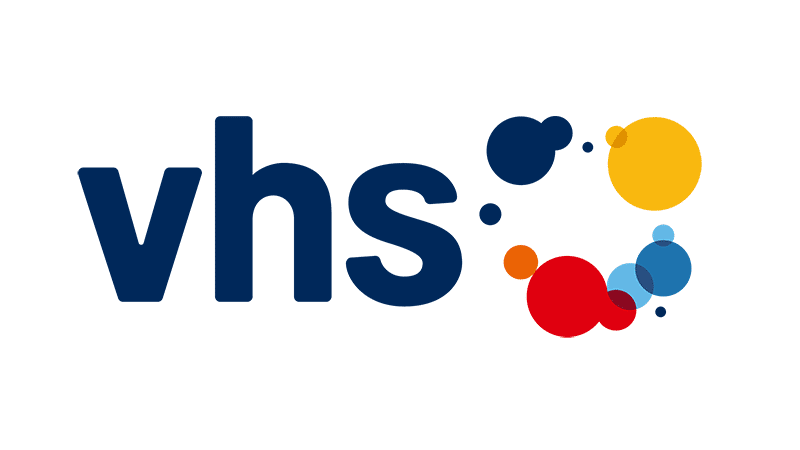 Neues VHS Logo