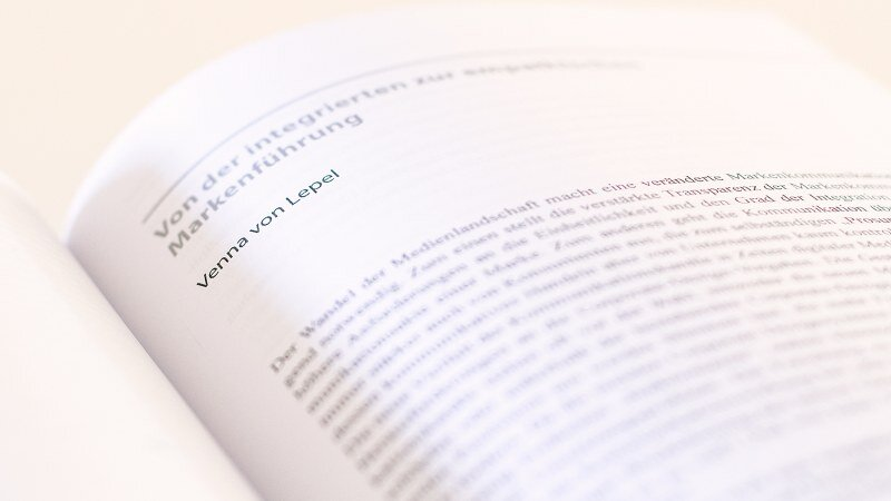 """Kapitelüberschrift """"Von der integrierten zur empathischen Markenführung"""""""