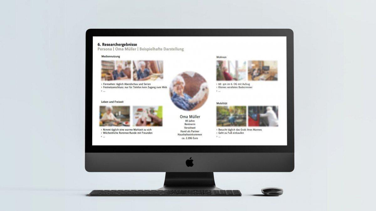 Kundensegmentierung_Service Design_Auswertung der Ergebnisse