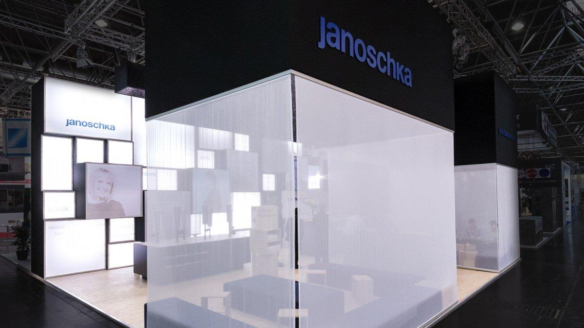 Messestand Janoschka