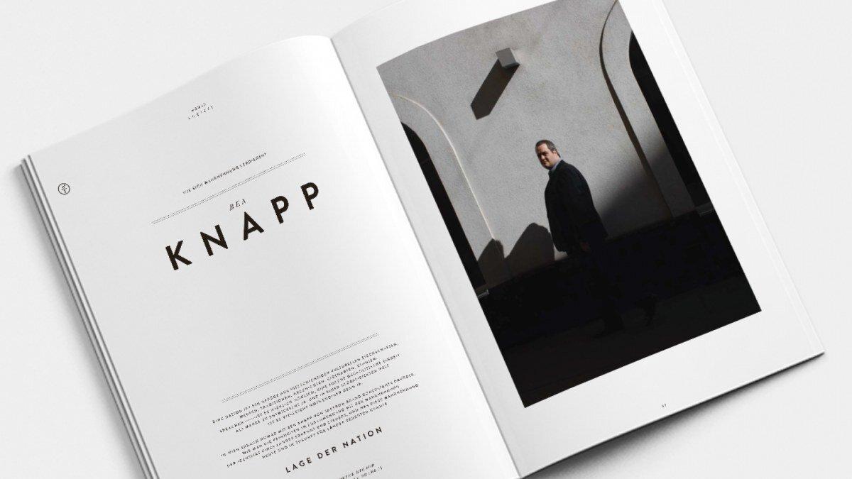 Interview Ben Knapp NOMAD