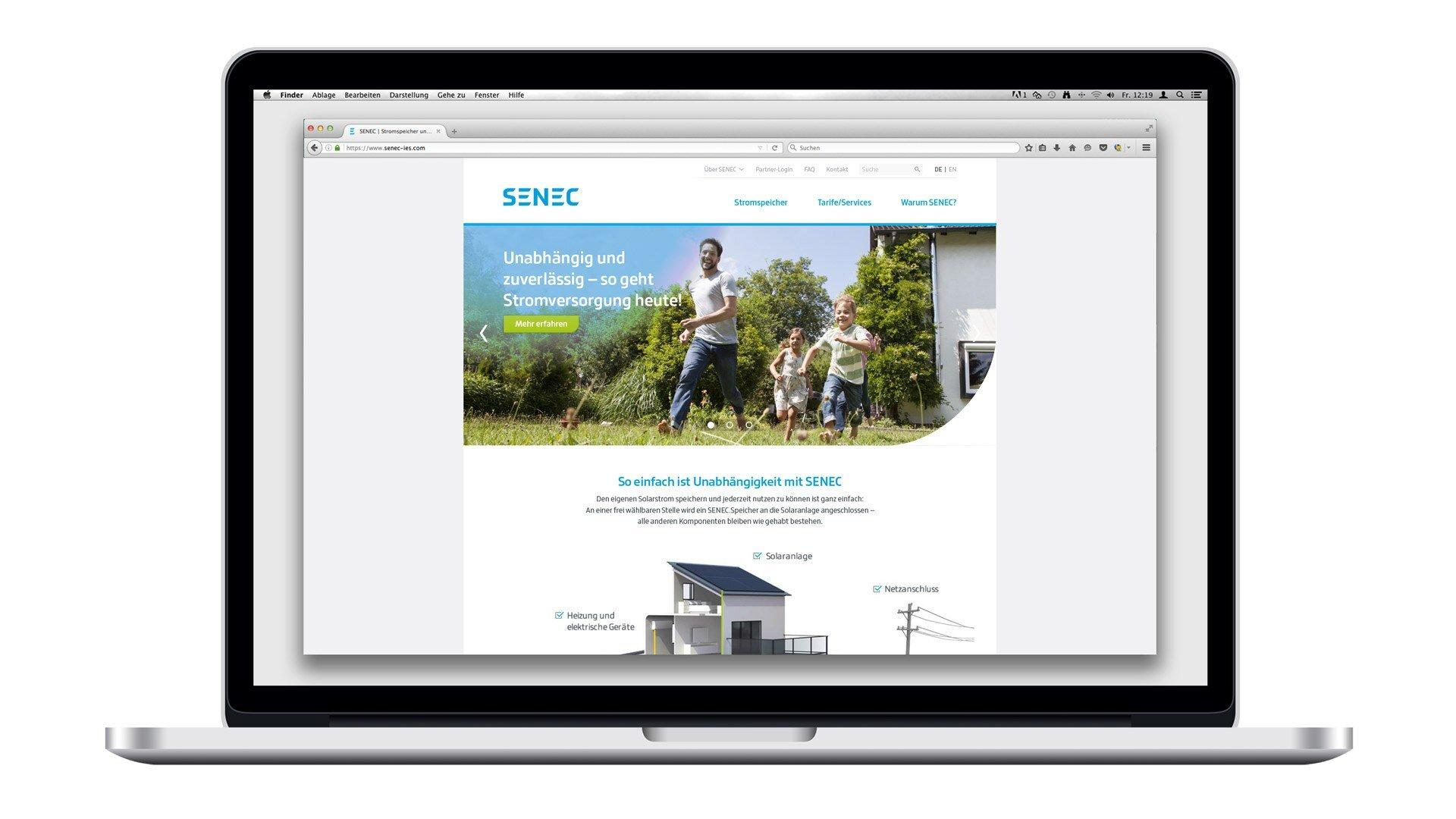 Positionierung und Markenauftritt durch Corporate Design und Webdesign